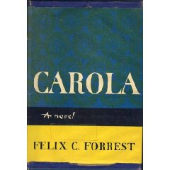Carola book cover