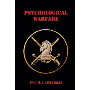Cover of the reprint of Psychological Warfare